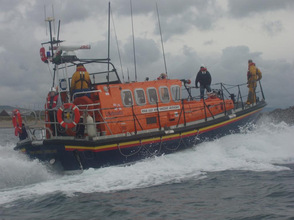 Pwllheli Lifeboat