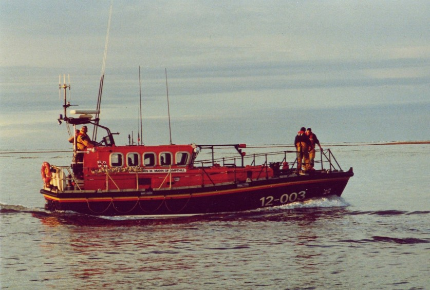 Wells Lifeboat 12.003