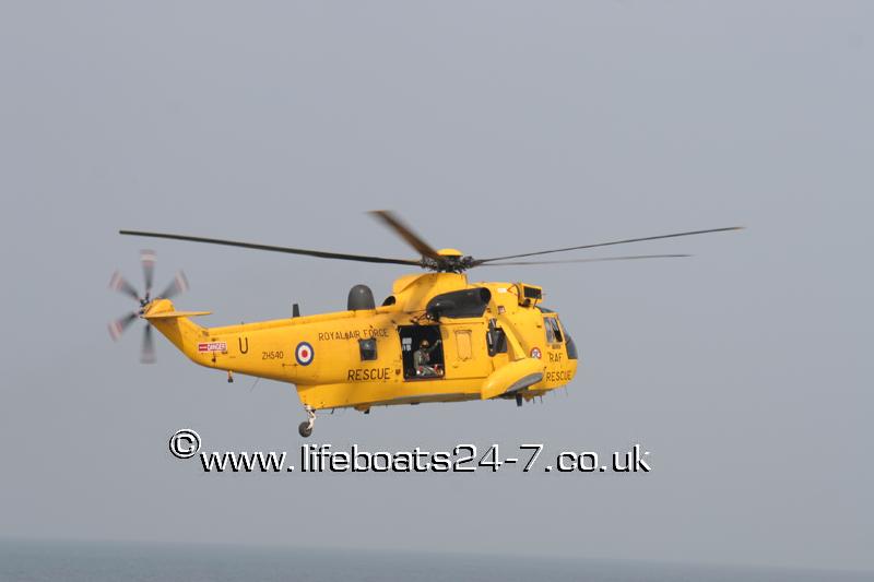 RAF Seaking HAR3, Rescue 125