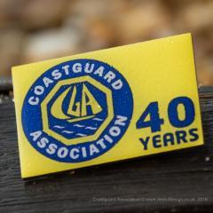 40 years of the Coastguard Association