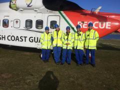 Irish Coast Guard Helicopter EI-ICR (Rescue 116)