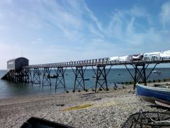 Selsey Boathouse - Now removed