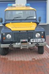 HMCG Land Rover