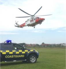 Rescue 104 & Hill Head CRV
