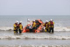 Filey Lifeboat Crew 2017