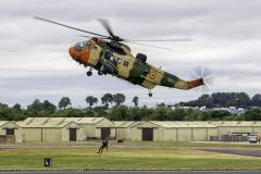Belgium Air Force SAR Seaking
