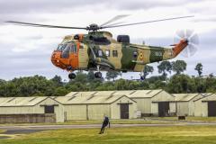 Belgium Air Force SAR Seaking