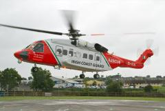 Irish Coast Guard Rescue 115, EI-ICG