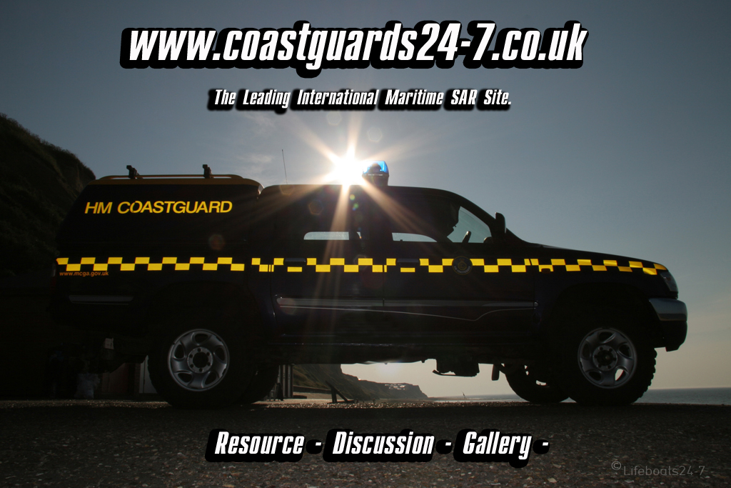 H.M.Coastgaurd CRV Wallpaper