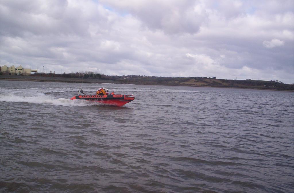Loughor Lifeboat