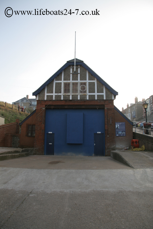 Old Cromer Lifeboat Museum