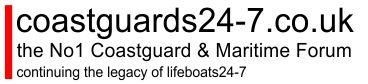 THE No1 Coastguard and Maritime SAR Forum