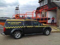 GAFIRS Lifeboat and Hillhead MRU