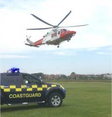 Rescue 104 & Hill Head CRV