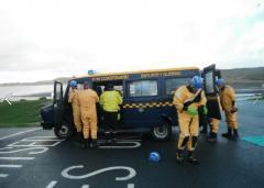 Llansteffan LDV bus