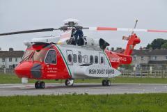 Irish Coast Guard Rescue 115, EI-ICG